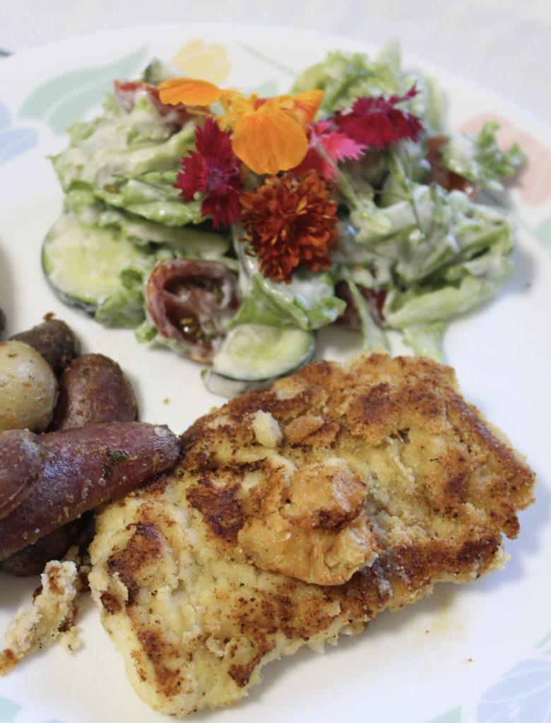 Air Fryer Rockfish