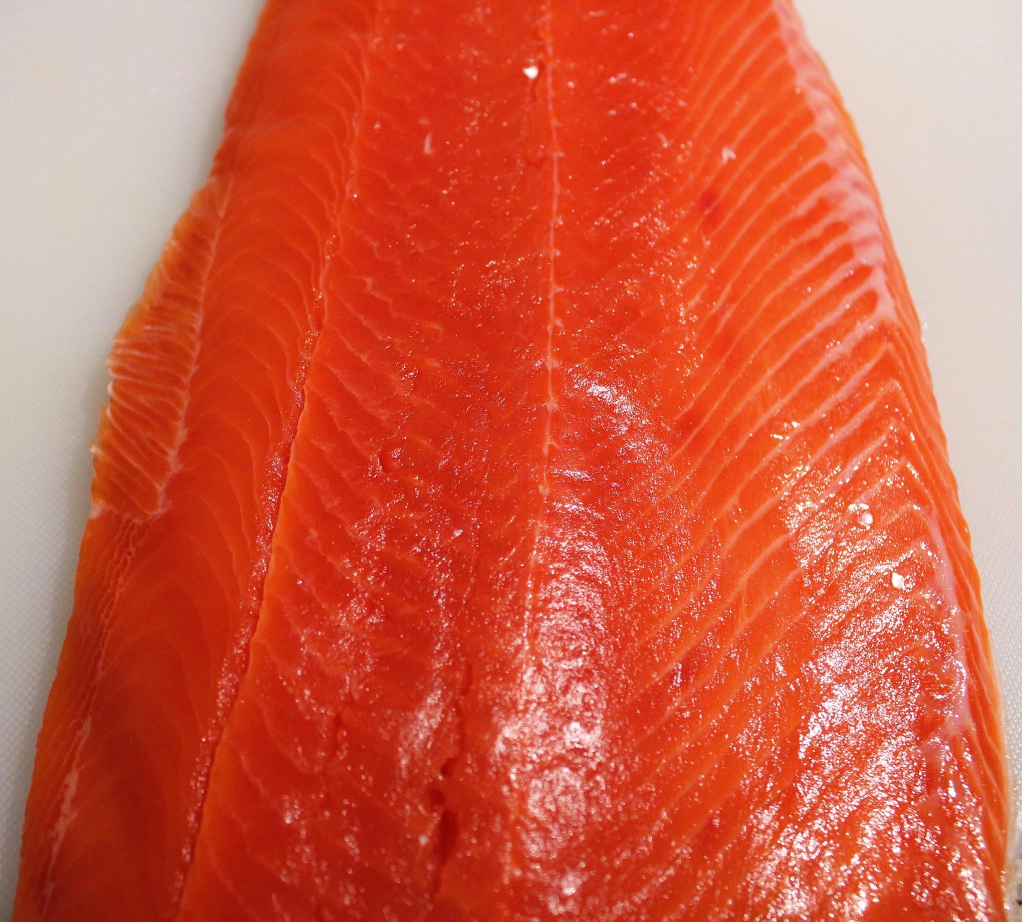 Meal prep with Alaskan Seafood